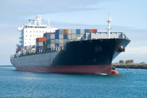 Ship Containers iStock_000004081957Small