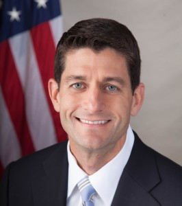 U.S. House Budget Committee Chairman Paul Ryan (R-WI)