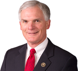 The Honorable Bob Latta (R-OH), Chairman of the Energy and Commerce Subcommittee on Digital Commerce and Consumer Protection